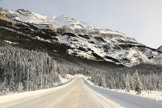 4 Great Canadian Road Trips to Drive in Winter – London Drugs Blog