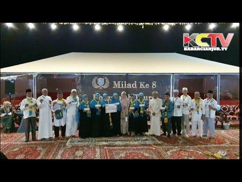 KABARCIANJUR.TV | Milad Ke 8 Khazzanah Hadirkan Sensasi Wisata Padang Pasir
