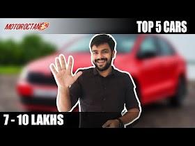 Top 5 Cars under Rs 10 lakhs in India 2020   Hindi   MotorOctane
