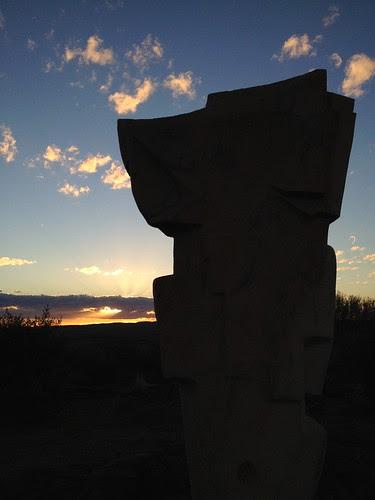 Sunset at Broken Hill by Jimmerish MoBlog