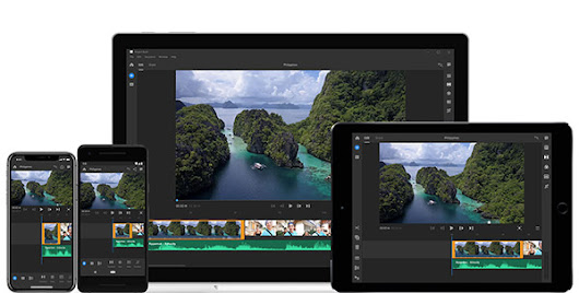 Premiere for the iPad? A first look at Adobe's new, multi-platform Premiere Rush CC software (VIDEO)