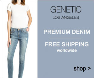Genetic denim premium skinny made in usa