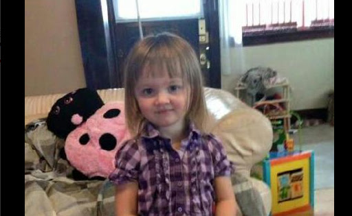 Amber Alert continues as police search for missing 2-year-old girl