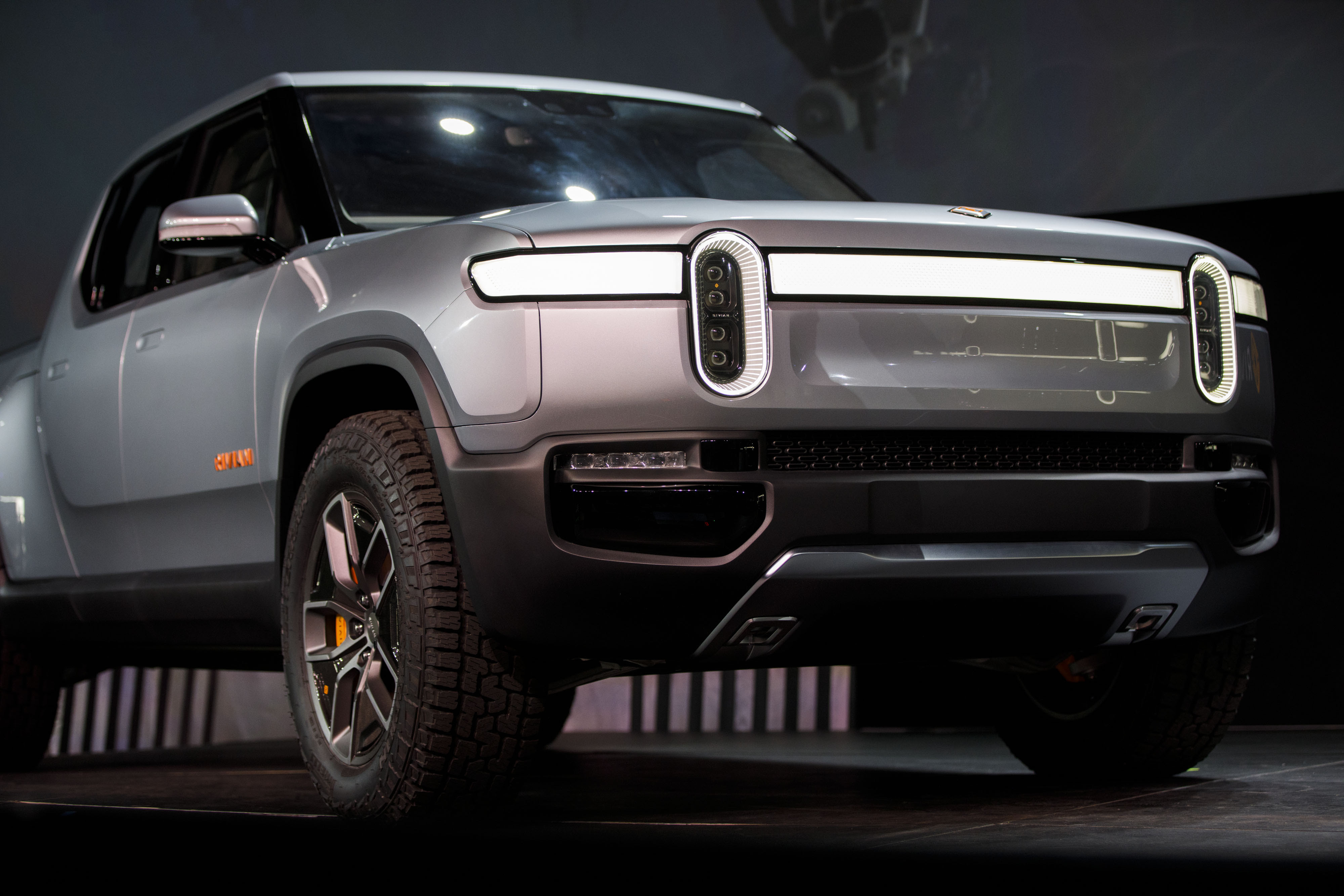 Amazon-Backed Startup Rivian Plans Second EV Factory in US