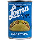 Loma Linda Blue Taco Filling - 15 oz