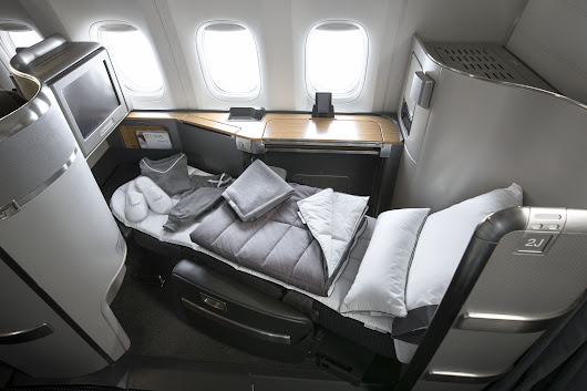 News: AA new bedding & EU compensation ruling - Turning left for less