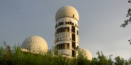 Berlin Teufelsberg - urban exploration | Jakob writes