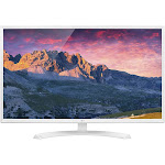 "LG 32MP58HQ-W - 32"" IPS LED Monitor - FullHD - White"