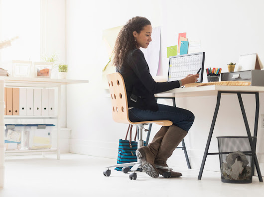 What your desk chair is doing to your derriere - Your Health - NZ Herald News