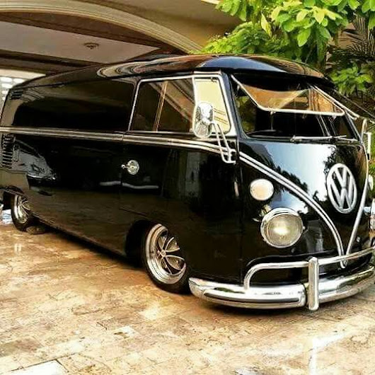 6 Volkswagen Panel Buses That You Would Surely Love