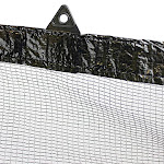 Swimline 15 x 30 Foot Oval Above Ground Swimming Pool Leaf Net Cover | CO91224 by VM Express