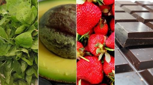 Image result for Alimentos que mejoran la vida sexual de la mujer