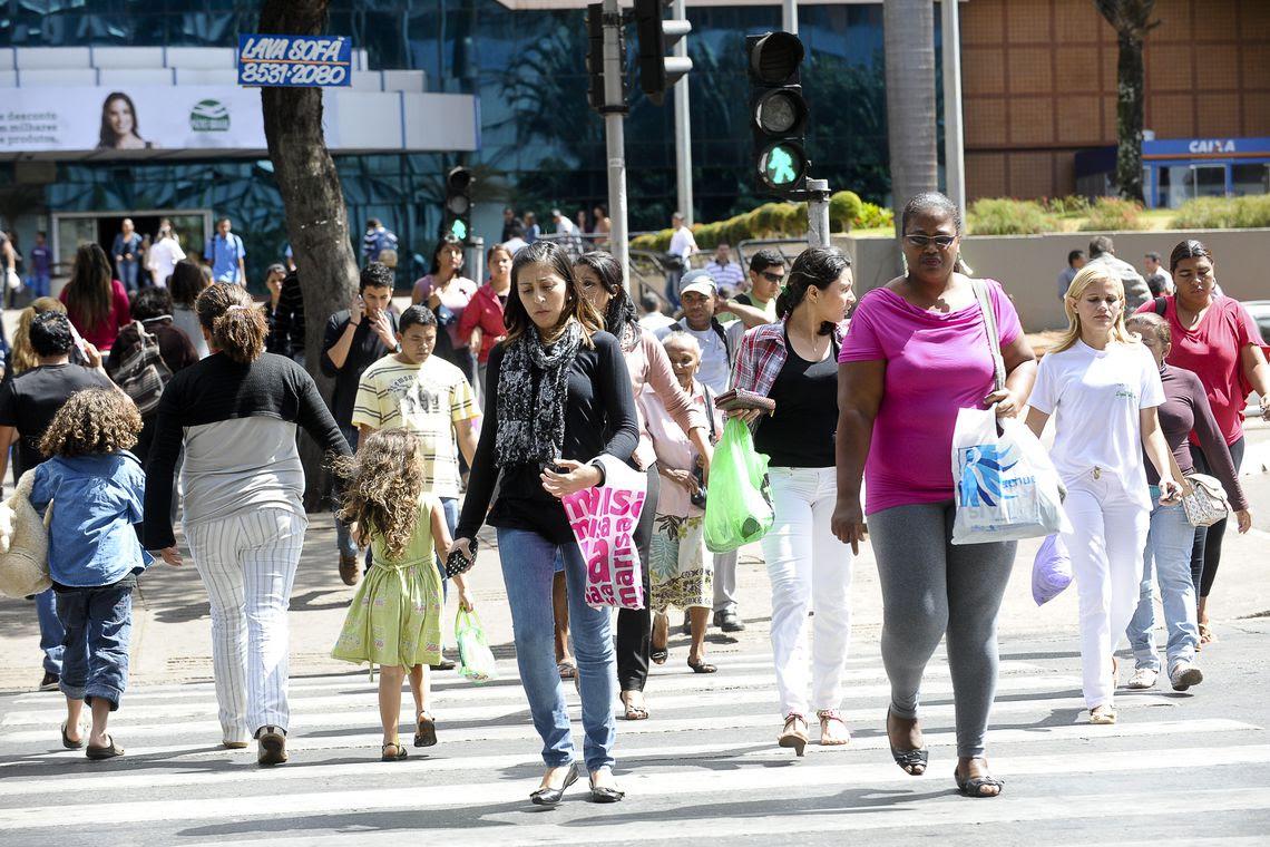Taxa de desemprego é de 12,7% no primeiro trimestre do ano