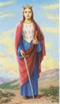 Dimpna (o Difna), Santa
