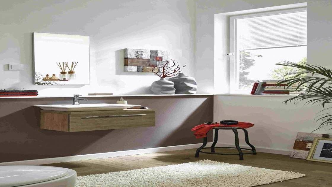 BadmBel Set Mit Aufsatzwaschbecken   Badmobel 111 5 Cm Bodenstehend Industriedesign Mit ...