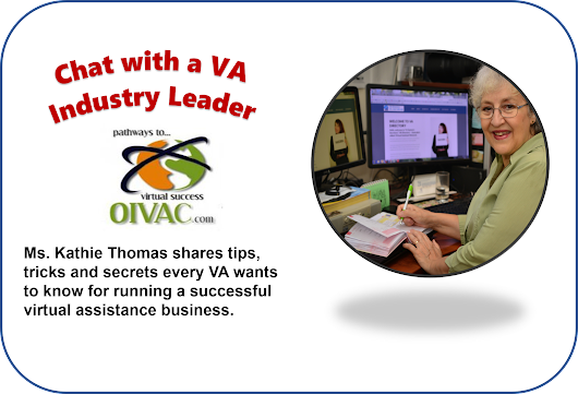 Chat with a VA Industry Leader - Kathie Thomas • The 24 Hour Secretary