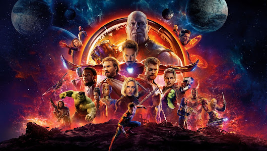 """Death follows him like a shadow."" – Avengers: Infinity War Review"