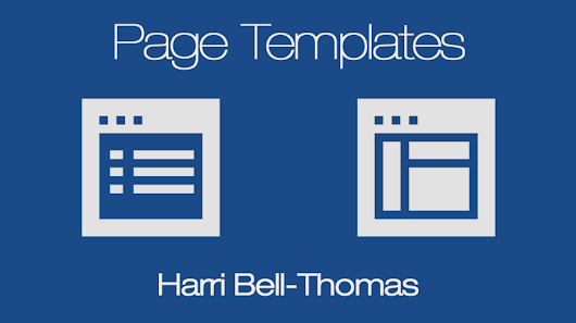 Add Page Templates to WordPress with a Plugin - WPExplorer