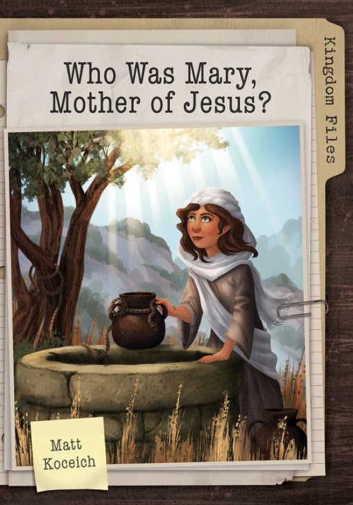 Who Was Jonah? & Who Was Mary, Mother of Jesus? from the Kingdom Files series by Barbour Publishing: A TOS Crew Review