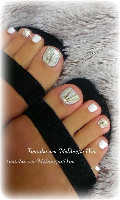 Best 25  Bridal Pedicure ideas on Pinterest   Fingernail