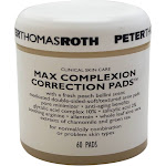 Peter Thomas Roth Correction Pads, Max Complexion - 60 pads