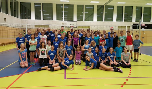 Volleyball TG Bad Soden! – Hier spielt man Volleyball