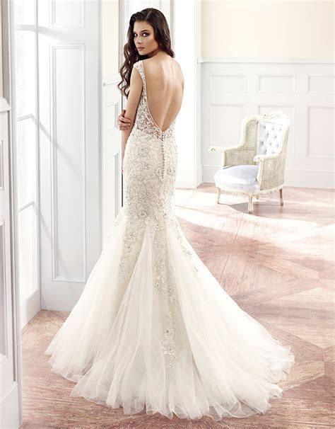 Eddy K Wedding Dresses with Italian Sophistication