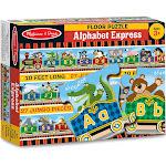 Alphabet Express Floor Puzzle - Melissa & Doug