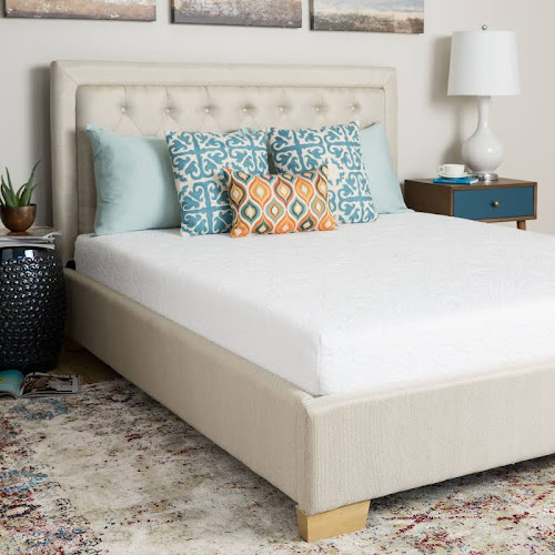 spring air twin mattress Spring Air 8 inch Twin size Memory Foam Mattress   Google Express spring air twin mattress