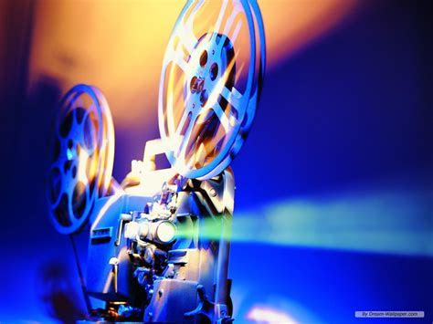 Movie Reel Projector Free Wallpaper   I HD Images