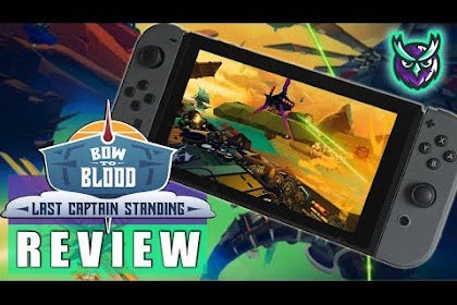 Bow To Blood Review