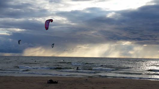Weekend Kiteboarding Forecast Aug 25th & 26th