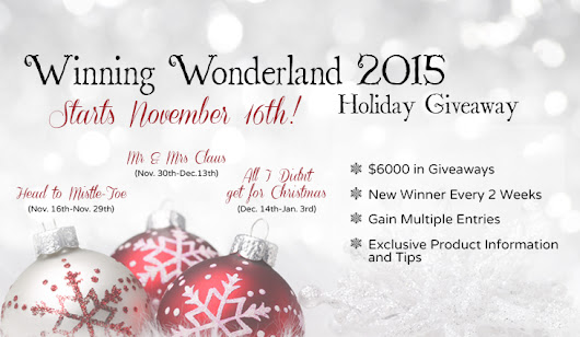 Winning Wonderland Sweepstakes