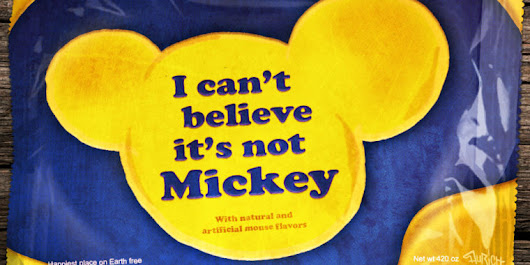 Why Mickey Mouse's 1998 copyright extension probably won't happen again