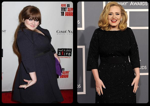 Adele's Weight Loss is a Certified Addition to Her Long ...