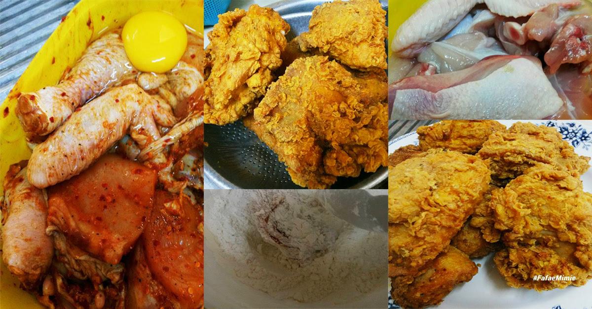 resepi nasi lemak ayam rempah pijatan Resepi Ikan Kerapu Azie Kitchen Enak dan Mudah