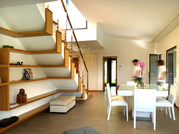 Clever Under Stairs Storage Space Ideas