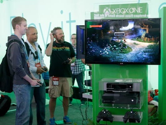 Xbox One, PlayStation 4 are big energy users