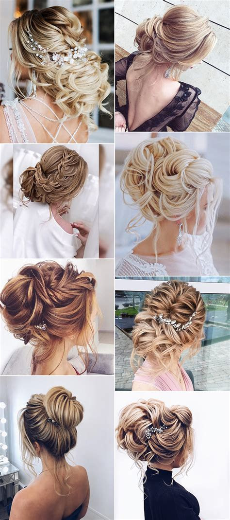 12 Best Wedding Hairstyles from Elstile   Oh Best Day Ever