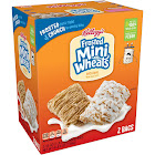 Kellogg's Frosted Mini-Wheats Cereal, Original - 2 pack, 35 oz boxes