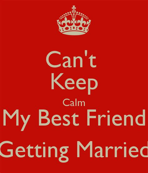 Getting Married To Best Friend Quotes