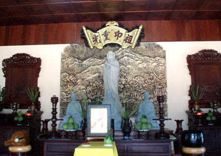 Truc Lam Zen Monastery   _  Dalat - Vietnam 06