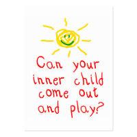 Inner Child Fun Card profilecard
