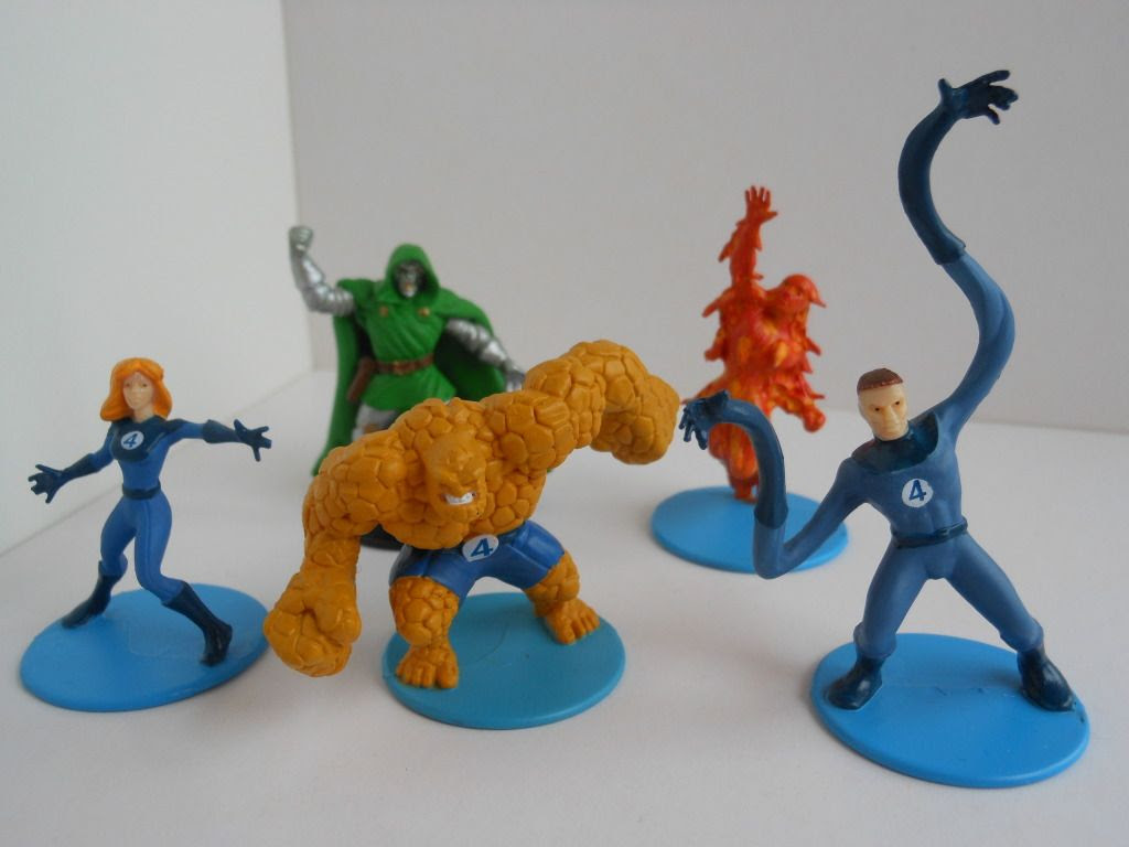 Marvel Heroes - Fantastic Four