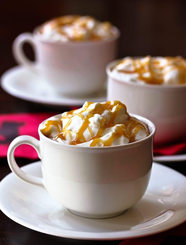 Toffee Caramel Coffee