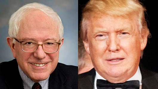 Donald Trump And Bernie Sanders Both Suffer From Preposterous Grandiosity - Affluent Investor