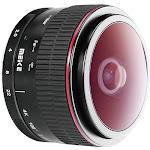 Meike 6.5mm f/2.0 Ultra Wide Circular Fisheye Lens for Fujifilm x Mount