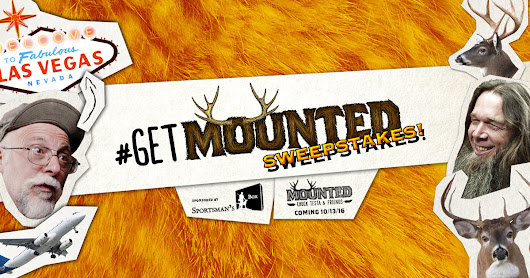 Enter the #GetMounted Sweepstakes | CarbonTV