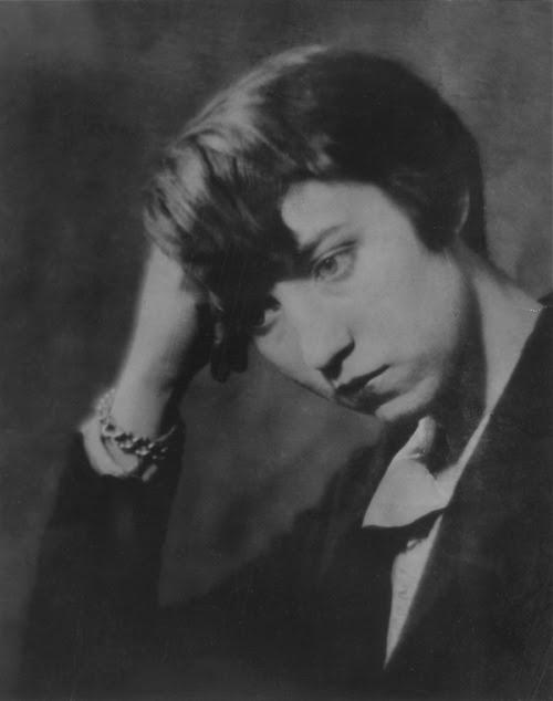 lauramcphee:  Berenice Abbott, c1924 (Man Ray)