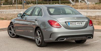 Prueba: Mercedes C 220 BlueTec Aut. - MotorMundial